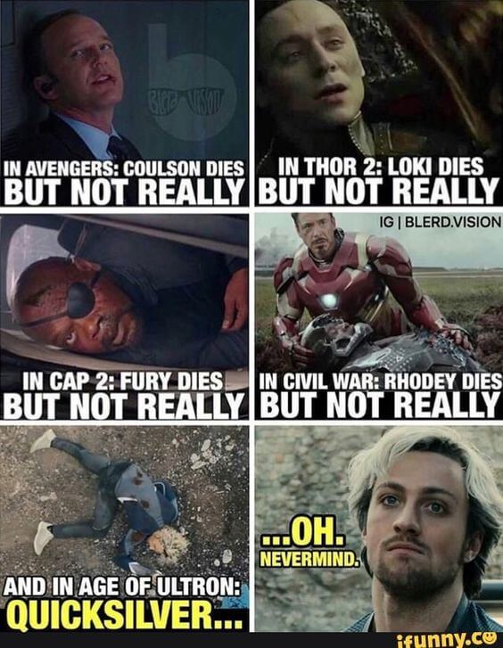 Top 51 Funny Marvel Memes 22