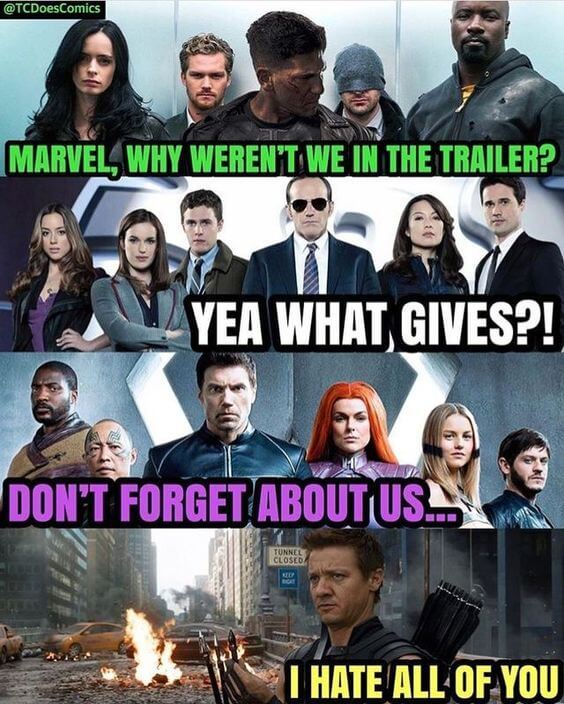 Top 51 Funny Marvel Memes 25
