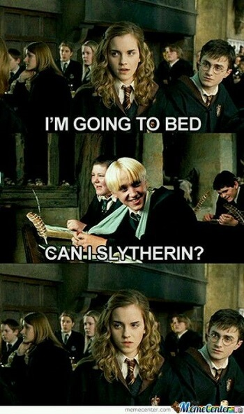 Dirty Harry Potter Memes 12