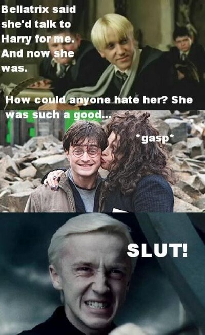 Dirty Harry Potter Memes 37