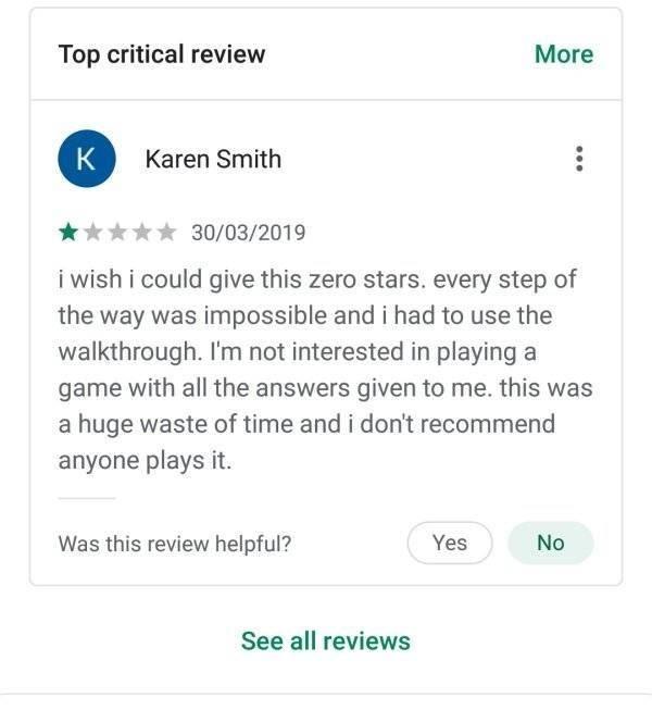 Karen Meme - Yelp reviews