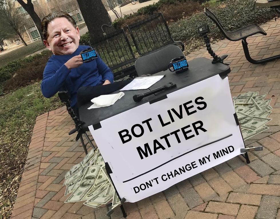 Bot lives matter